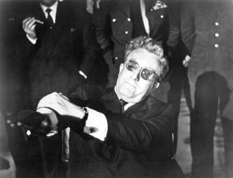 PETER SELLERS in Dr. Strangelove or: How I Learned to Stop Worrying and Love the Bomb *Editorial Use Only* www.capitalpictures.com sales@capitalpictures.com Supplied by Capital Pictures