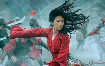 Mulan, la data d'uscita al cinema: sarà a pagamento su Disney +