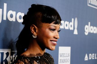 BEVERLY HILLS, CALIFORNIA - APRIL 02:  Actress Keke Palmer attends the 27th Annual GLAAD Media Awards hosted by Ketel One Vodka at the Beverly Hilton on April 2, 2016 in Beverly Hills, California.  (Photo by Frazer Harrison/Getty Images for GLAAD)