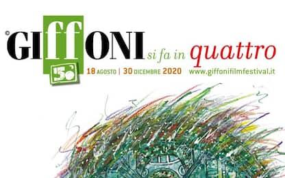 Giffoni si fa in quattro per la 50esima edizione. Il programma