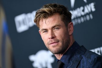 """Australian actor Chris Hemsworth arrives for the World premiere of Marvel Studios' """"Avengers: Endgame"""" at the Los Angeles Convention Center on April 22, 2019 in Los Angeles. (Photo by VALERIE MACON / AFP)        (Photo credit should read VALERIE MACON/AFP via Getty Images)"""