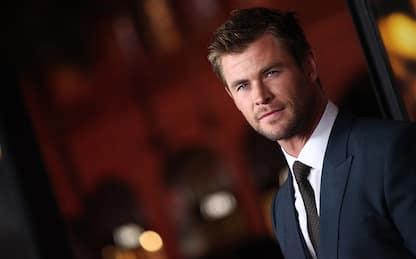 Chris Hemsworth ieri e oggi: ecco com'è cambiato l'attore