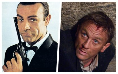 James Bond: per fan miglior 007 è Sean Connery, bocciato Daniel Craig