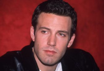 5th March 1999:  Headshot of American actor and screenwriter Ben Affleck.  (Photo by Fotos International/Getty Images)