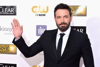 SANTA MONICA, CA - JANUARY 10:  Actor/Director Ben Affleck arrives at the 18th Annual Critics' Choice Movie Awards at Barker Hangar on January 10, 2013 in Santa Monica, California.  (Photo by Frazer Harrison/Getty Images)