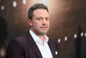 """US actor Ben Affleck arrives during the red carpet for Warner's premiere of """"The Way Back"""" in Los Angeles, California on March 1, 2020. (Photo by Jean-Baptiste Lacroix / AFP) (Photo by JEAN-BAPTISTE LACROIX/AFP via Getty Images)"""