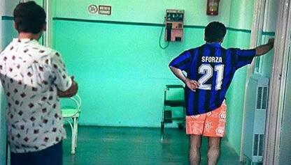 """Da """"Bonimba"""" alla maglietta di Sforza: l'Inter al cinema"""