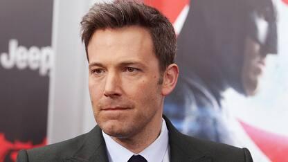 Ben Affleck  torna a interpretare Batman