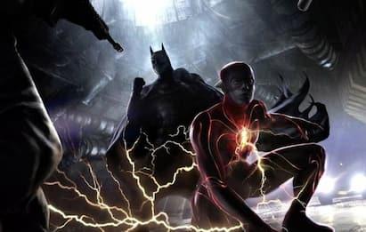 """""""The Flash"""", nel nuovo film ci sarà anche Batman accanto a Ezra Miller"""