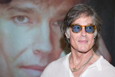 """TURIN, ITALY - JULY 16: Ronn Moss poses for photo during of casting of the new film """"Viaggio a sorpresa"""" directed by Ronn Moss on July 16, 2020 in Turin, Italy. Casting of the new film """"Viaggio a sorpresa"""" directed by Ronn Moss (ex Ridge of """"Beautiful"""" tv soap) which will be shot from September in Puglia. (Photo by Stefano Guidi/Getty Images)"""