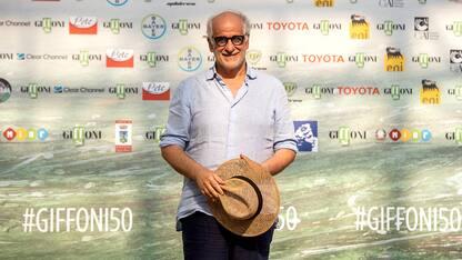 """Giffoni, per  Toni Servillo """"il Festival  è un segnale di resistenza"""""""