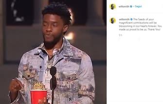 Will Smith Chadwick Boseman
