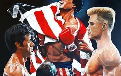 Stallone al lavoro sulla versione director's cut di Rocky IV