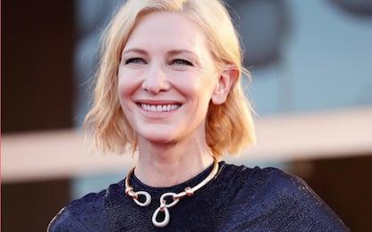 Venezia 77, Cate Blanchett e Tilda Swinton sul red carpet inaugurale