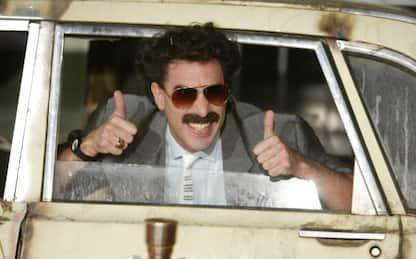 A fine ottobre esce Borat 2, la satira anti-Trump di Sacha Baron Cohen