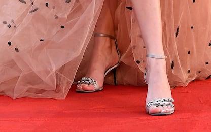 Venezia 2020,  i tacchi delle star sul red carpet