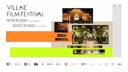 Tivoli, dal 16 al 27 settembre il Villae Film Festival