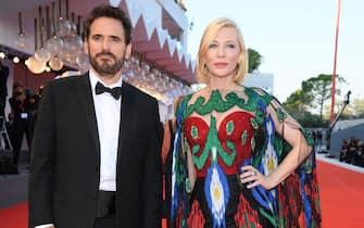 Cate Blanchett Matt Dillon Venezia 77