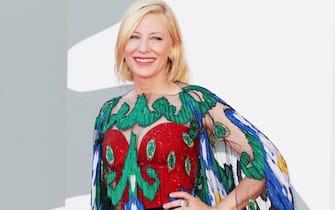 Cate Blanchett Venezia 77