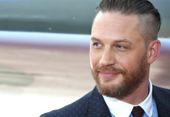 LONDON, ENGLAND - JULY 13:  Tom Hardy attends the 'Dunkirk'  World Premiere at Odeon Leicester Square on July 13, 2017 in London, England.  (Photo by Anthony Harvey/Getty Images)