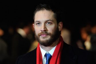 "LONDON, ENGLAND - JANUARY 30:  Actor Tom Hardy attends the ""This Means War"" UK film premiere at the Odeon Kensington on January 30, 2012 in London, England.  (Photo by Gareth Cattermole/Getty Images)"