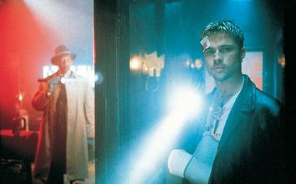 """25 anni fa la prima di """"Seven"""", il thriller più nero degli anni 90"""