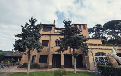 La mostra su Alberto Sordi nella villa dell'attore a Roma