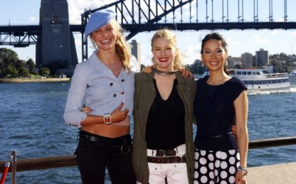 Charlie's Angels, la reunion: Drew Barrymore, Lucy Liu e Cameron Diaz