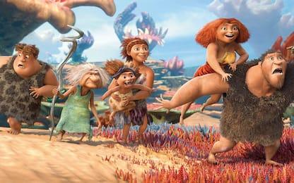 I Croods 2, anticipata l'uscita del film d'animazione