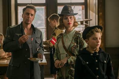 Arriva su Sky Jojo Rabbit, favola da Oscar sul male e sul nazismo