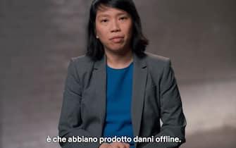 Cynthia M. Wong The Social Dilemma