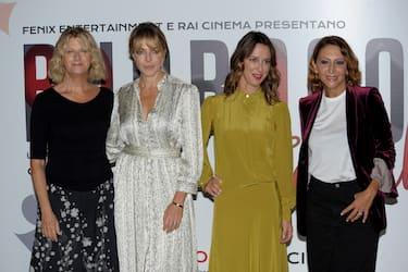 """Kika press/Massimo LanducciRoma 23/09/2020photocall del film """" BURRACO fatale"""""""