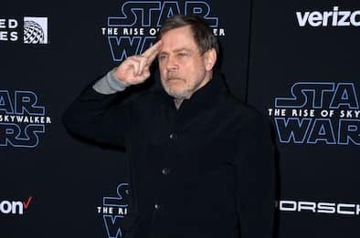 Mark Hamill, Luke Skywalker  compie 69 anni