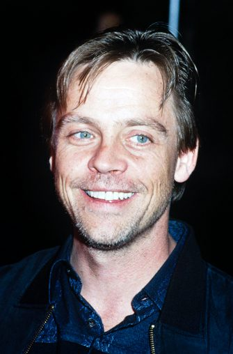 American actor Mark Hamill, circa 1992. (Photo by Kypros/Getty Images)