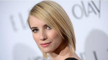 WEST HOLLYWOOD, CA - JANUARY 22:  Actress Emma Roberts attends ELLE's Annual Women in Television Celebration on January 22, 2014 in West Hollywood, California.  (Photo by Michael Buckner/Getty Images for Elle)