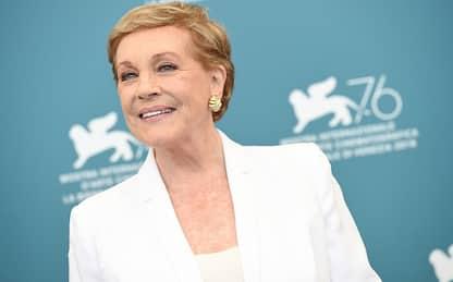 Julie Andrews festeggia 85 anni: ecco la diva di Hollywood oggi