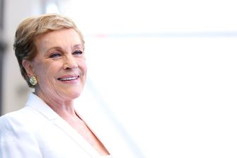 VENICE, ITALY - SEPTEMBER 03: Dame Julie Andrews attends the Golden Lion for Lifetime Achievement photocall during the 76th Venice Film Festival on September 03, 2019 in Venice, Italy. (Photo by Maria Moratti/Getty Images)