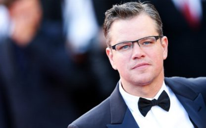 The Last Duel, ripartite le riprese con Matt Damon