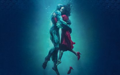 La forma dell'acqua, 5 curiosità sul film di Guillermo del Toro