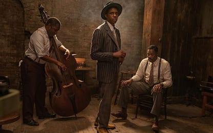 Chadwick Boseman, pubblicate le prime immagini del suo ultimo film