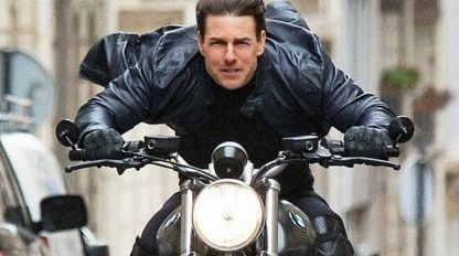 Mission Impossible 7: si gira a Roma