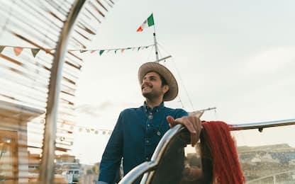 Renzo Rubino col suo Porto Rubino salpa in direzione Sky Arte