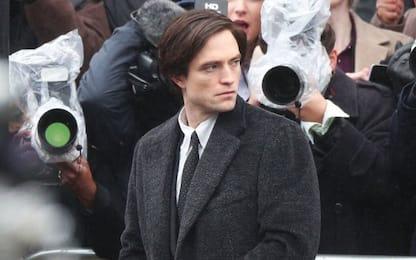 The Batman, foto dal set del film con Robert Pattinson