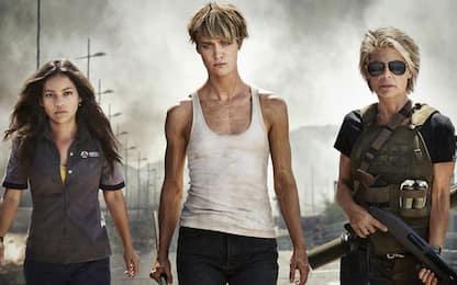 Tutte le donne di Terminator