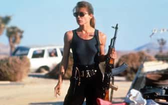 Linda Hamilton Terminator 2 Il giorno del giudizio