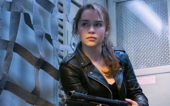 Emilia Clarke Terminator: Genysis