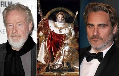 Ridley Scott, Joaquin Phoenix sarà Napoleone nel suo nuovo film