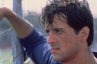 1981:  Sylvester Stallone stars in the World War II film 'Victory', directed by John Huston.  (Photo by Hulton Archive/Getty Images)