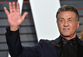 BEVERLY HILLS, CA - FEBRUARY 28:  Sylvester Stallone attends the 2016 Vanity Fair Oscar Party hosted By Graydon Carter at Wallis Annenberg Center for the Performing Arts on February 28, 2016 in Beverly Hills, California.  (Photo by Anthony Harvey/Getty Images)