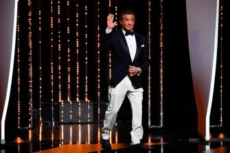 US actor Sylvester Stallone attends on May 25, 2019 the closing ceremony of the 72nd edition of the Cannes Film Festival in Cannes, southern France. (Photo by CHRISTOPHE SIMON / AFP) (Photo by CHRISTOPHE SIMON/AFP via Getty Images)